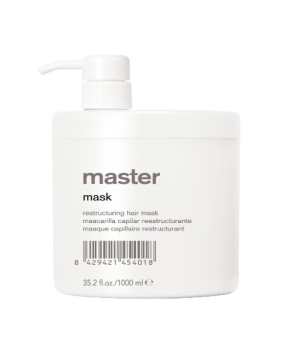 MASTER RESTRUCTURING HAIR MASK 1000 ML.